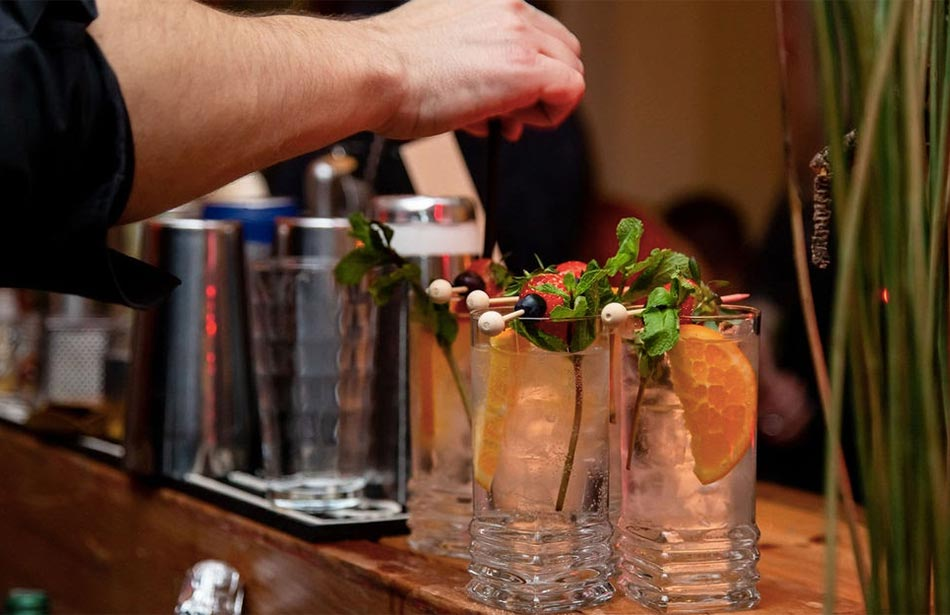 The Bar Guys Cocktail